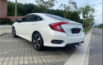 Honda Civic 2.0 16V Flexone EXL 4p Cvt - Foto #5
