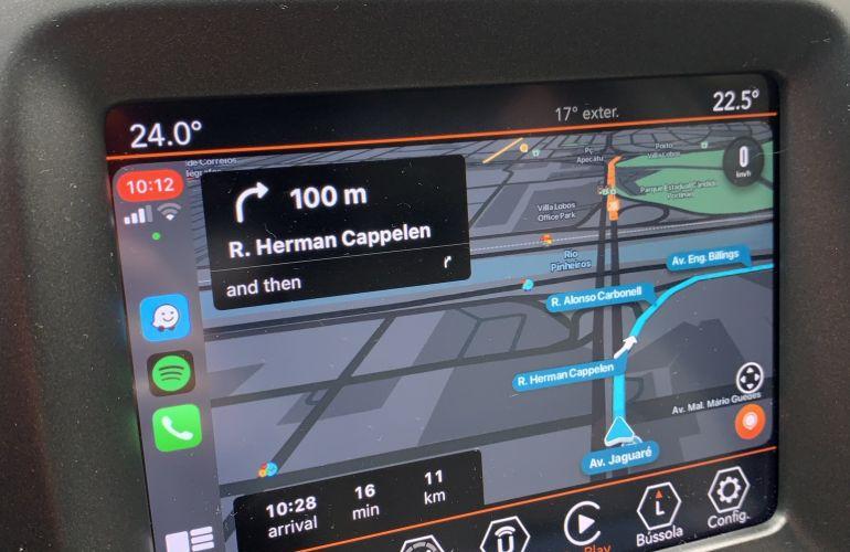 Jeep Compass 2.0 Longitude (Aut) (Flex) - Foto #7