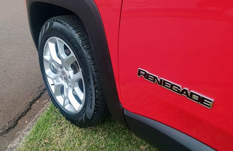 Jeep Renegade 1.8 Longitude (Aut) - Foto #3