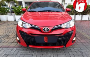 Toyota Yaris 1.5 16V Flex Xls Multidrive - Foto #3