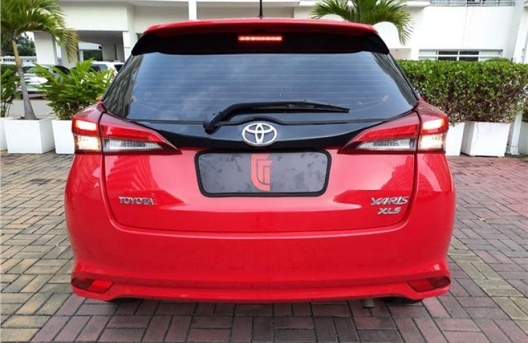 Toyota Yaris 1.5 16V Flex Xls Multidrive - Foto #4