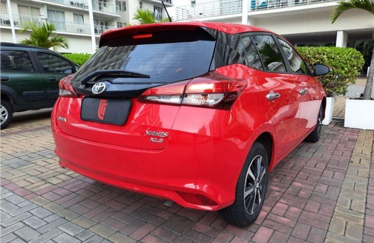 Toyota Yaris 1.5 16V Flex Xls Multidrive - Foto #5
