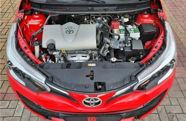 Toyota Yaris 1.5 16V Flex Xls Multidrive - Foto #8