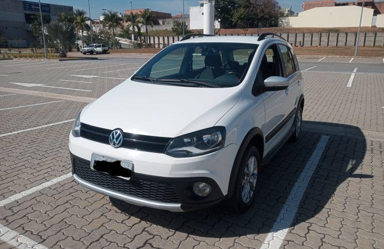 Volkswagen SpaceCross 1.6 8V I-Motion (Flex) - Foto #6