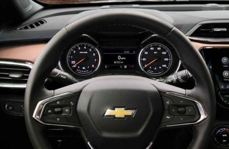 Chevrolet Trailblazer 2.8 Premier 4x4 16V Turbo - Foto #7