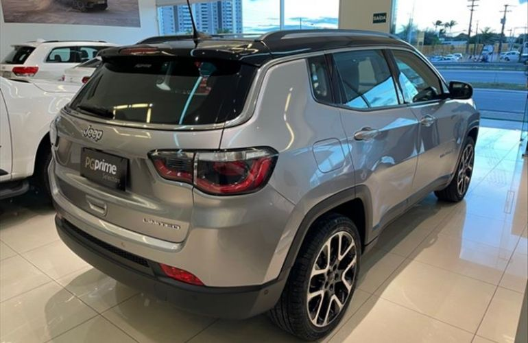 Jeep COMPASS 2.0 16V Limited - Foto #3
