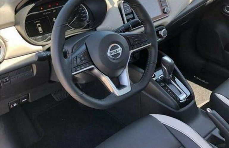 Nissan Versa 1.6 16V Exclusive - Foto #6