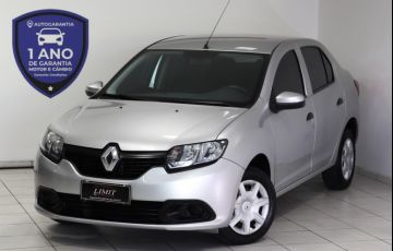 Renault Logan 1.0 Authentique Plus 16v