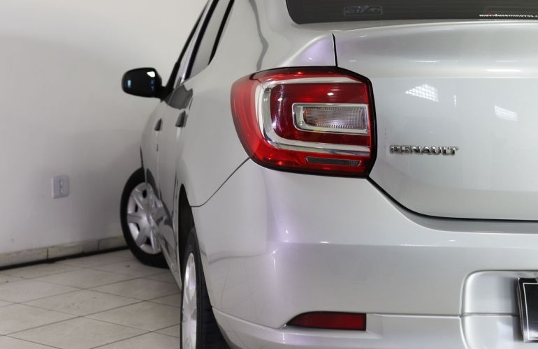 Renault Logan 1.0 Authentique Plus 16v - Foto #7