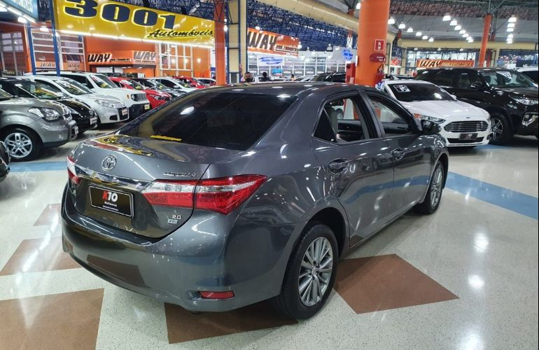 Toyota Corolla 2.0 Xei - Foto #4
