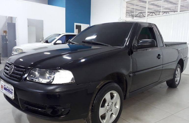 Volkswagen Saveiro 1.6 8V (�lcool) - Foto #1