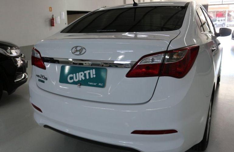 Hyundai HB20S Unique 1.0 12V Flex 4P - Foto #6