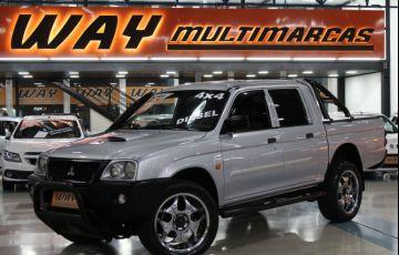 Mitsubishi L200 2.5 GL 4x4 CD 8V Turbo