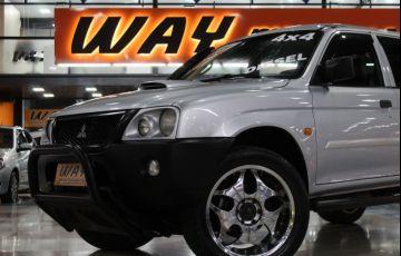 Mitsubishi L200 2.5 GL 4x4 CD 8V Turbo - Foto #9