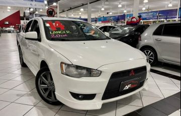 Mitsubishi Lancer 2.0 Cvt 16v