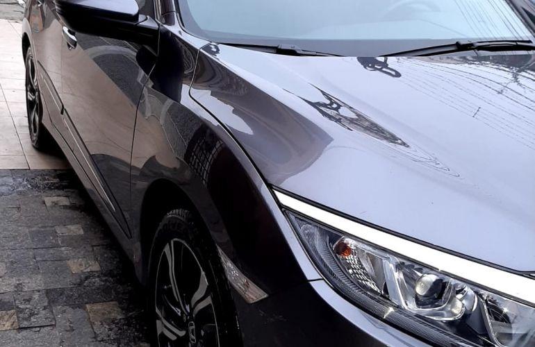 Honda Civic 2.0 EXL CVT - Foto #5