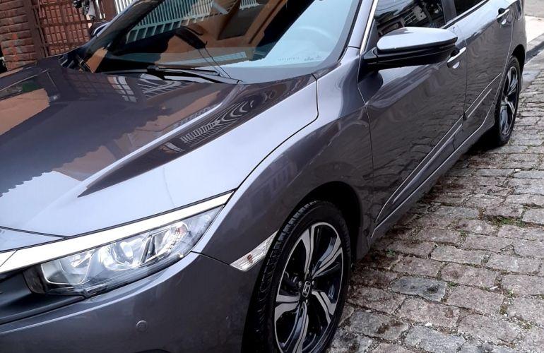 Honda Civic 2.0 EXL CVT - Foto #6