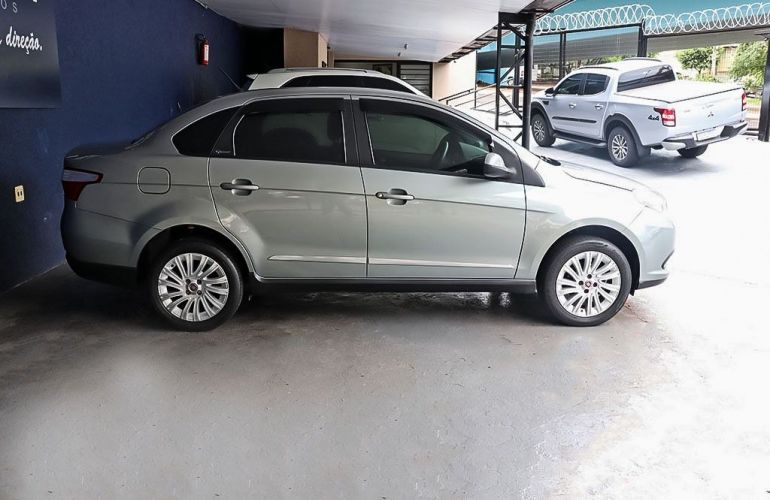 Fiat Grand Siena 1.6 MPi Essence 16v - Foto #9