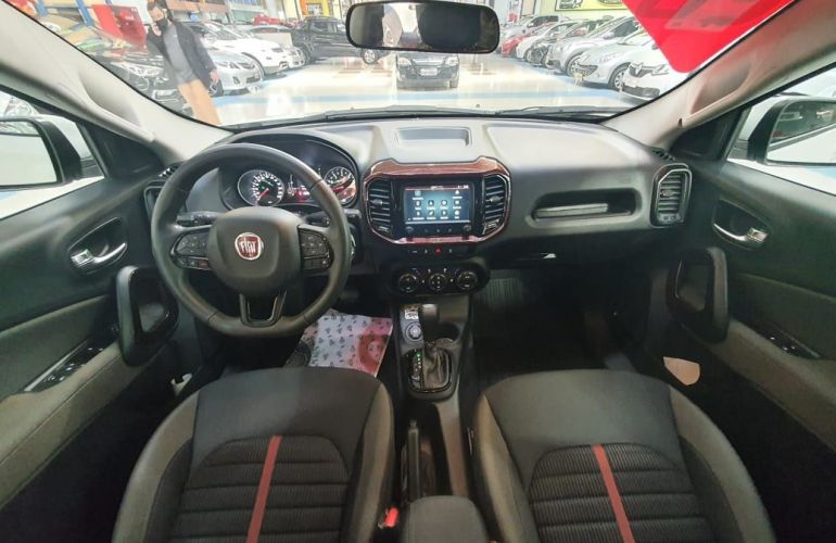 Fiat Toro 1.8 16V Evo Freedom - Foto #7