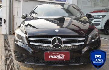 Mercedes-Benz A 200 1.6 Turbo 16v