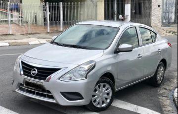 Nissan Versa 1.0 12v S