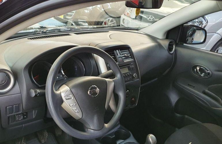 Nissan Versa 1.6 16V Flexstart Sv - Foto #7
