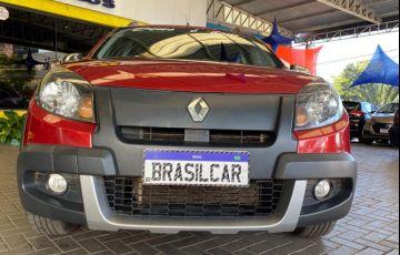 Renault Sandero Stepway 1.6 16V (Flex) - Foto #2
