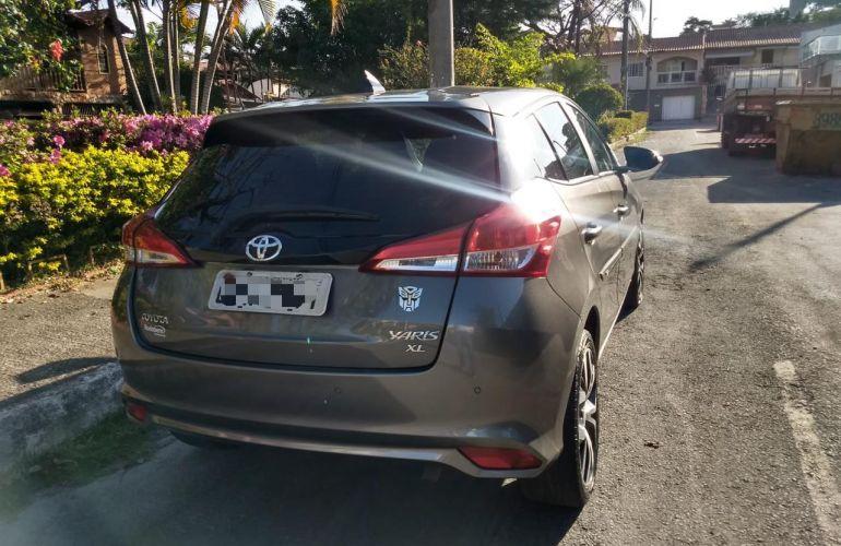 Toyota Yaris 1.3 XL CVT (Flex) - Foto #1
