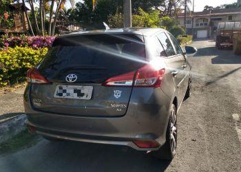 Toyota Yaris 1.3 XL CVT (Flex)