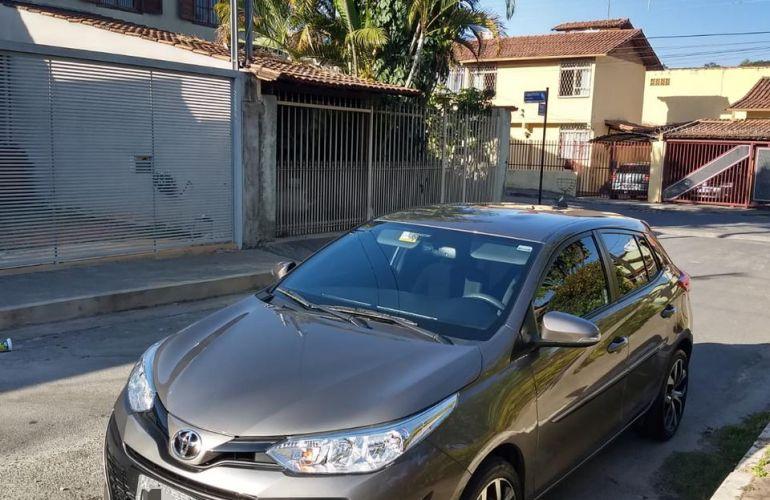 Toyota Yaris 1.3 XL CVT (Flex) - Foto #5