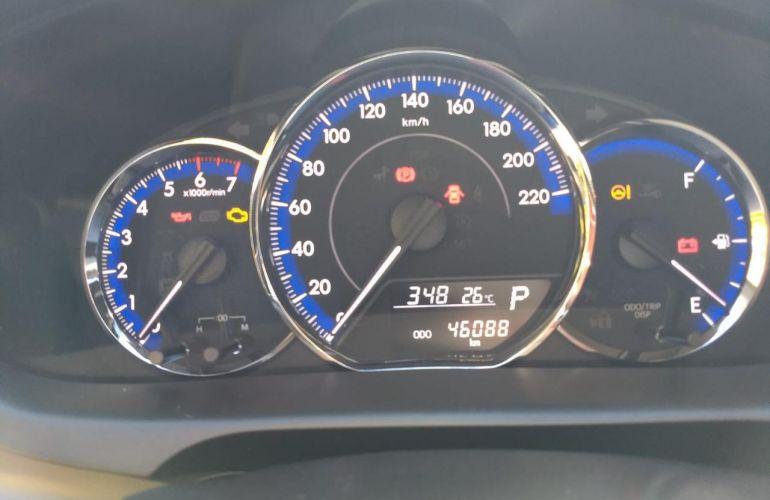 Toyota Yaris 1.3 XL CVT (Flex) - Foto #9