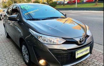 Toyota Yaris 1.3 16V Xl Multidrive