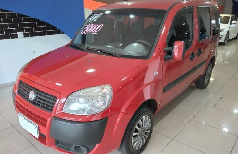 Fiat Doblò Attractive 1.4 8V (Flex) - Foto #1