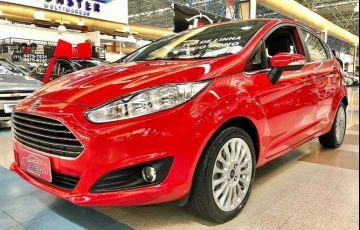 Ford Fiesta 1.6 Tivct Titanium - Foto #2
