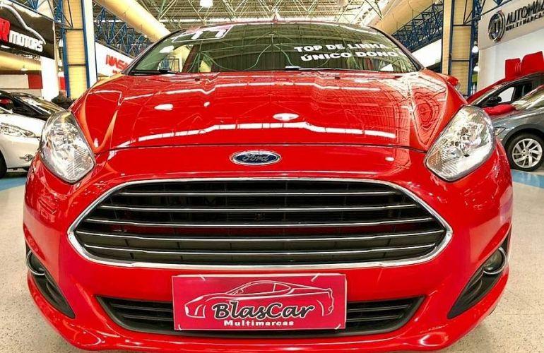Ford Fiesta 1.6 Tivct Titanium - Foto #3