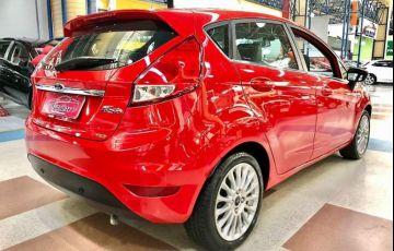 Ford Fiesta 1.6 Tivct Titanium - Foto #4