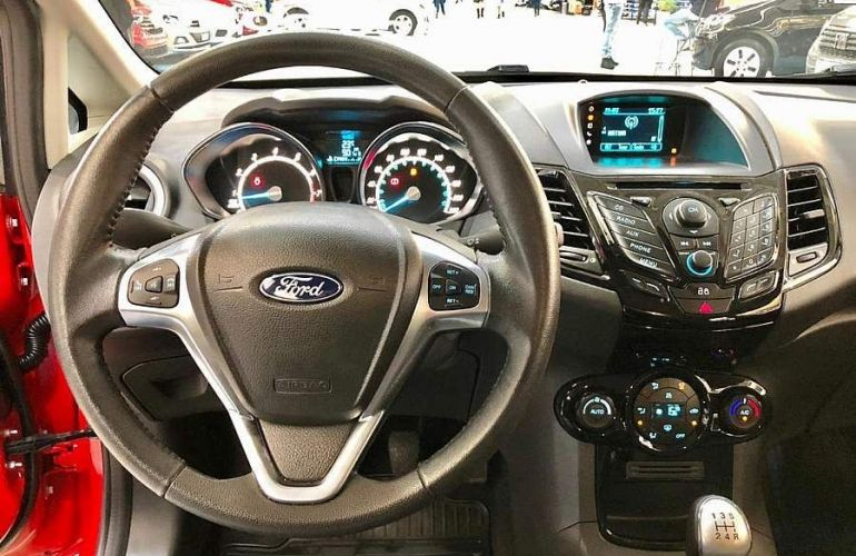 Ford Fiesta 1.6 Tivct Titanium - Foto #9