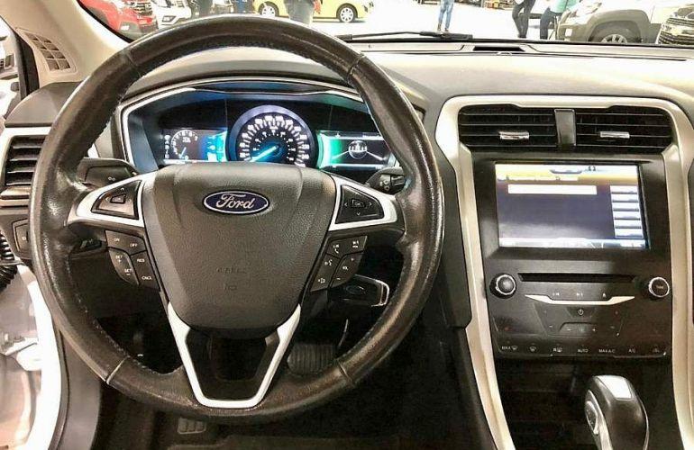 Ford Fusion 2.5 16v - Foto #6