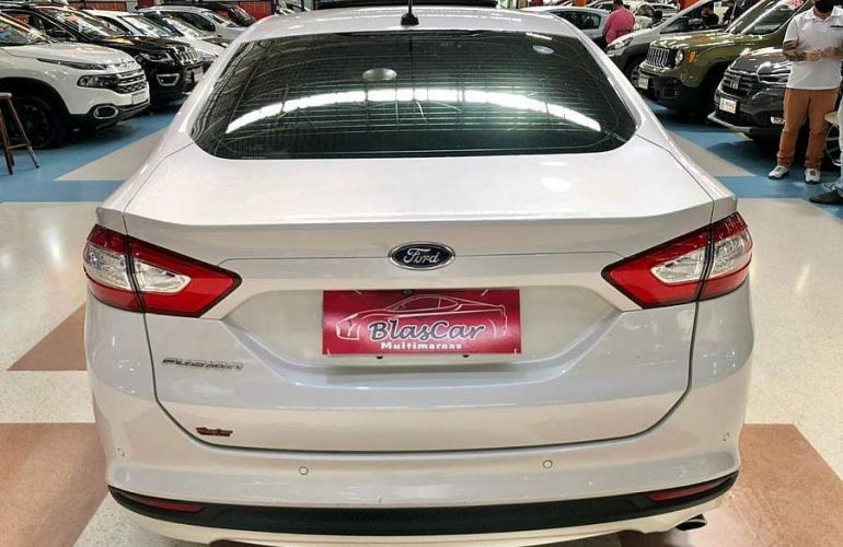 Ford Fusion 2.5 16v - Foto #8