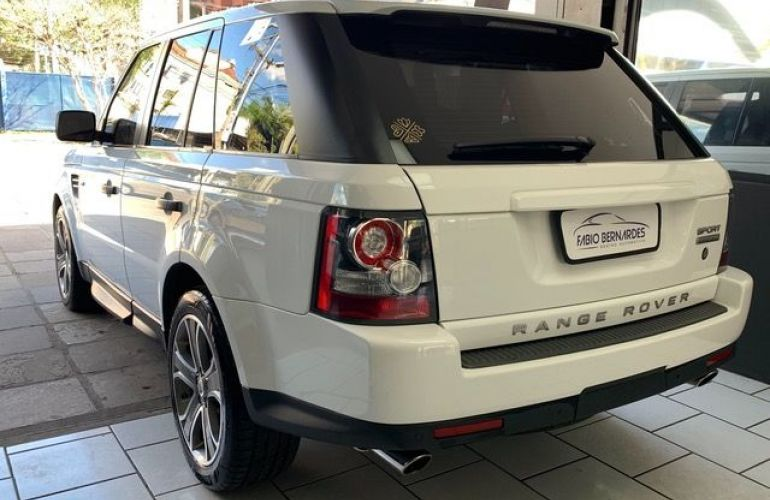 Land Rover Range Rover Sport Superchargerd 4X4 5.0 V8 32V - Foto #7