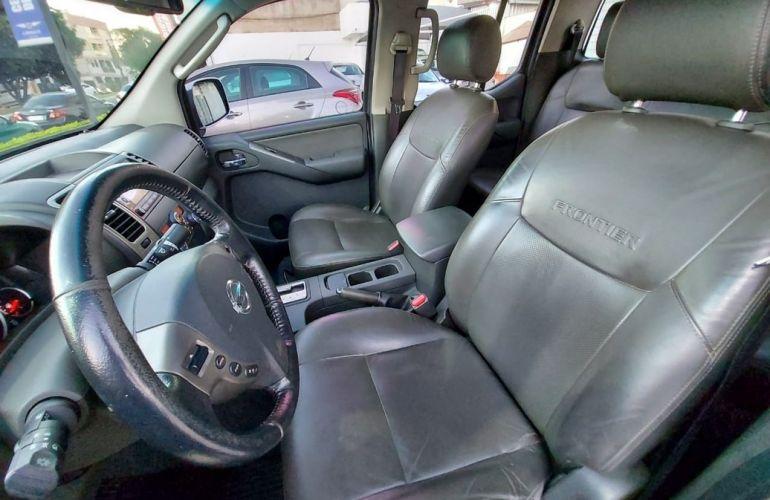 Nissan Frontier 2.5 SL 4x4 CD Turbo Eletronic - Foto #8