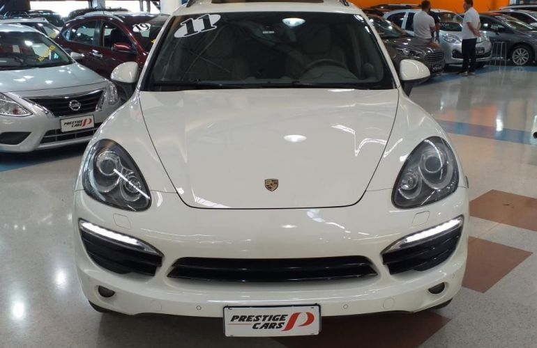 Porsche Cayenne 3.6 4x4 V6 24v - Foto #3