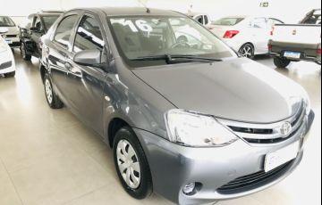 Toyota Etios Sedan X Plus 1.5 (Flex) - Foto #2
