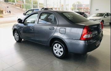 Toyota Etios Sedan X Plus 1.5 (Flex) - Foto #3