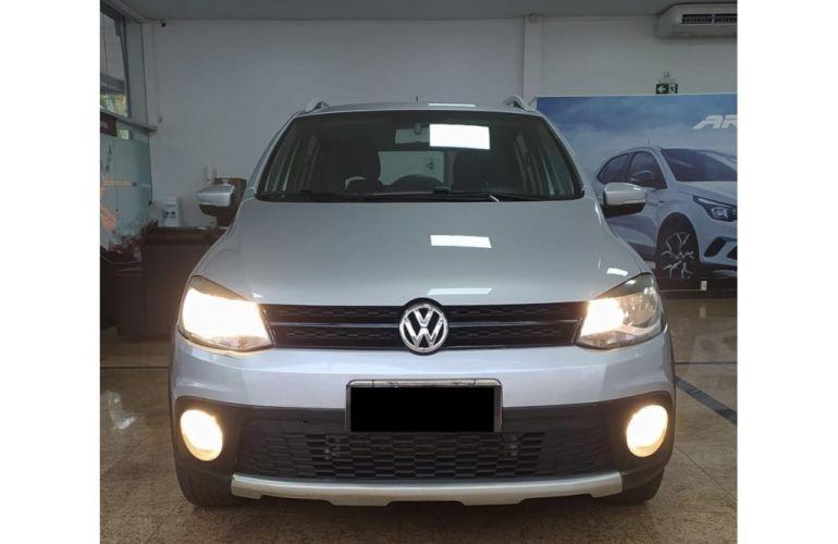 Volkswagen CrossFox 1.6 16v MSI I-Motion (Flex) - Foto #4