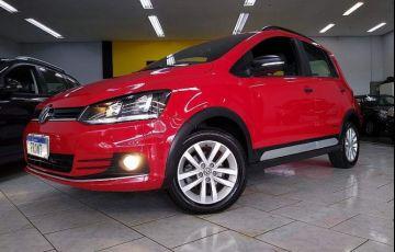 Volkswagen Fox 1.0 MPi Track 12v - Foto #3