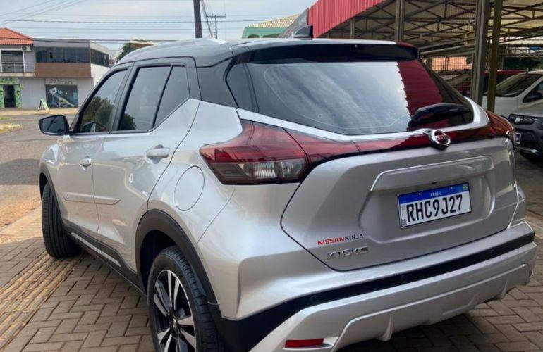 Nissan Kicks 1.6 Advance CVT - Foto #4