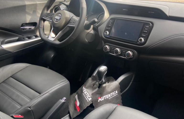 Nissan Kicks 1.6 Advance CVT - Foto #6