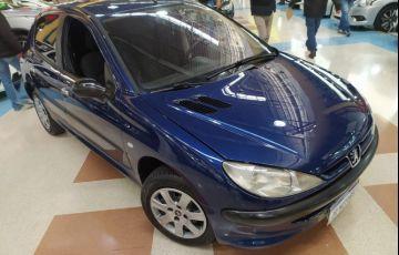 Peugeot 206 1.0 Selection 16v - Foto #2