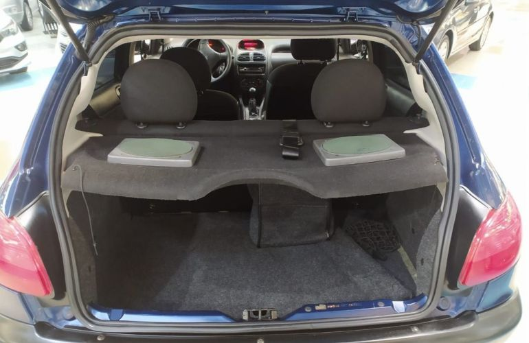 Peugeot 206 1.0 Selection 16v - Foto #9